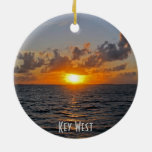 Key West, Florida Ornament Round Ceramic Ornament
