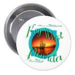 Key West Florida Pinback Button