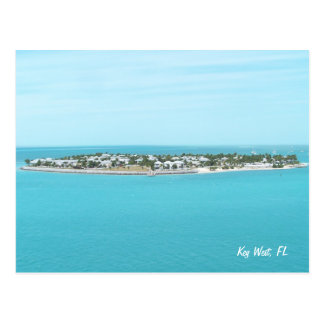 Key West Florida Postcard