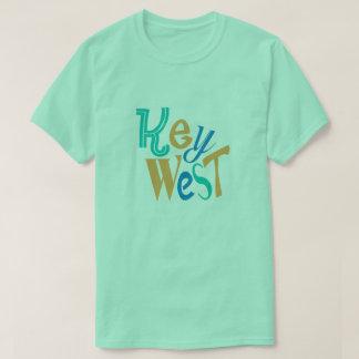 Key West fun typographic design T-Shirt