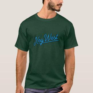 Key West in cyan T-Shirt