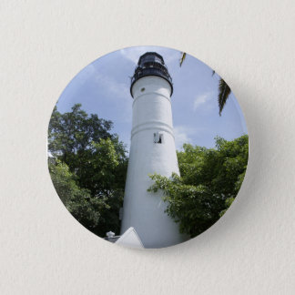 Key West Light 6 Cm Round Badge