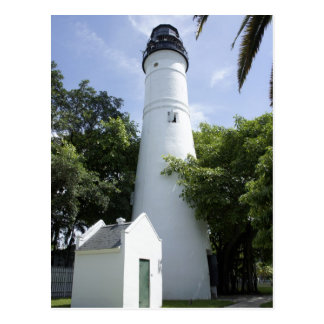 Key West Light Postcard