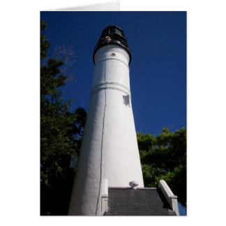 Key West Lighthouse Cards