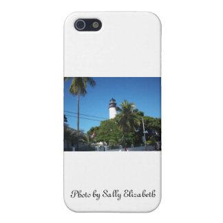 Key West lighthouse case iPhone 5 Cases