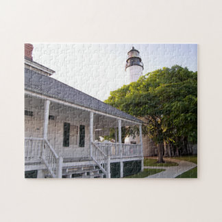 Key West Lighthouse, Florida Jigsaw Puzzles