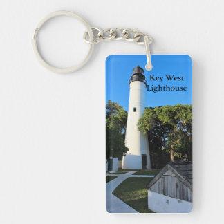 Key West Lighthouse Florida Keychain