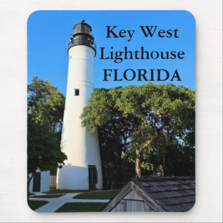 Key West Lighthouse Florida Mousepad