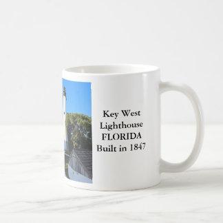 Key West Lighthouse Florida Mug