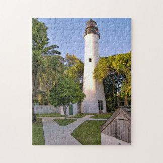 Key West Lighthouse, Florida Puzzle
