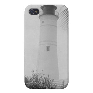Key West Lighthouse iPhone 4/4S Cover