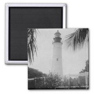 Key West Lighthouse Refrigerator Magnet