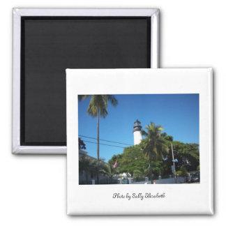 Key West lighthouse magnet