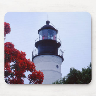 Key West Lighthouse Mouse Pads