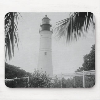 Key West Lighthouse Mouse Pad