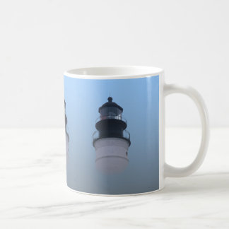 Key West Lighthouse Basic White Mug