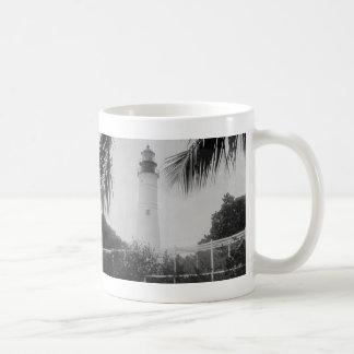 Key West Lighthouse Coffee Mugs