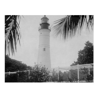 Key West Lighthouse Postcard