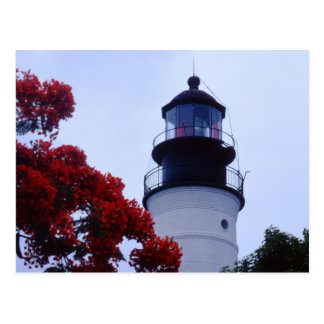 Key West Lighthouse Post Card