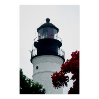 Key West Lighthouse Posters