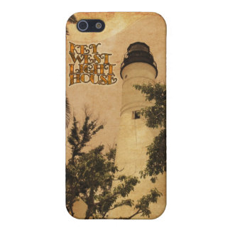 Key West Lighthouse Vintage Photo Covers For iPhone 5