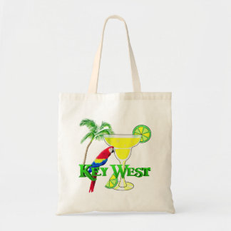 Key West Margarita Budget Tote Bag