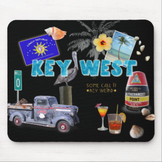 Key West Mouse Pad