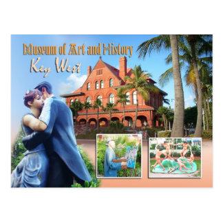 Key West Museum of Art & History, Key West, FL Postcard