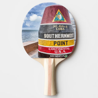 Key West Ping Pong Paddles