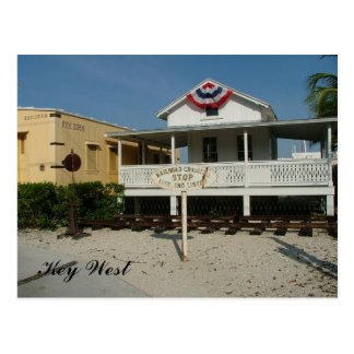 Key West Postcard