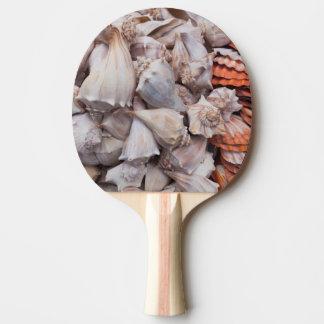 Key West, seashells Ping Pong Paddle