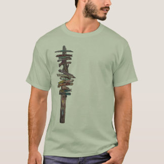 Key West Sign Post T-Shirt