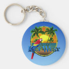 Key West Sunset Key Ring