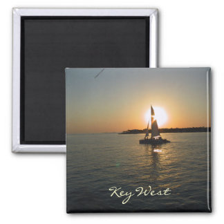Key West Sunset Magnet