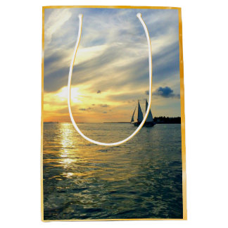 Key West Sunset Medium Gift Bag