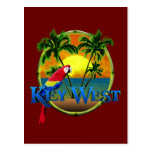 Key West Sunset Post Cards