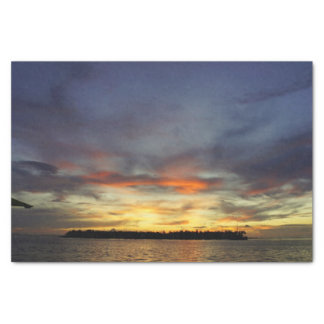 Key West Sunset Tissue Paper
