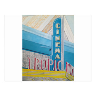 Key West - Tropic Cinema.JPG Postcard