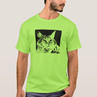 keyboard cat face shirt