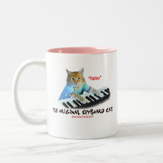 Keyboard Cat Original Mug