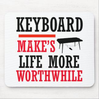 keyboard design mousepads
