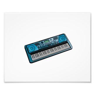 keyboard electronic blue png photo