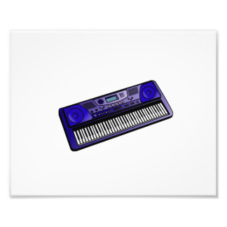 keyboard electronic dark blue png art photo