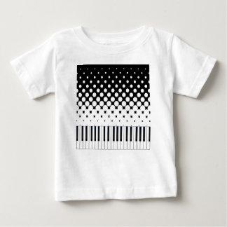 Keyboard Grunge Baby T-Shirt