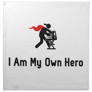 Keyboard Hero Napkin