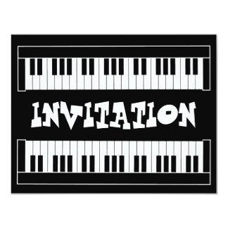 Keyboard Invitation