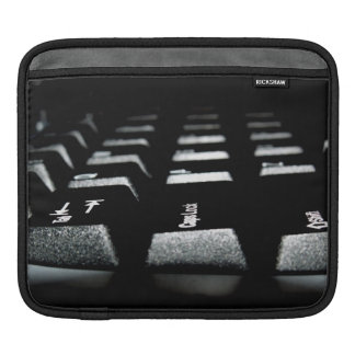 keyboard iPad sleeve