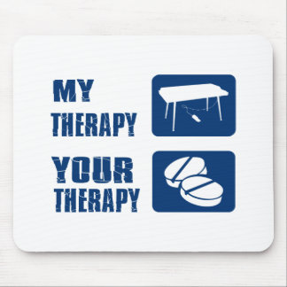 keyboard is my therapy mousepad