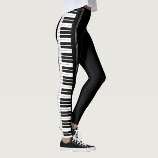 Keyboard leggings