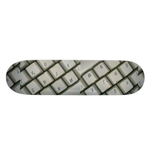 Keyboard Photo Skate Boards